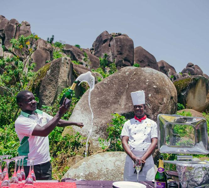 Kisumu – Luanda – Mbita