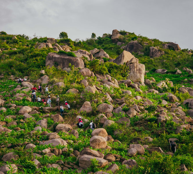 Kisumu -Simbi Nyaima-Odino Falls Lwanda Magere