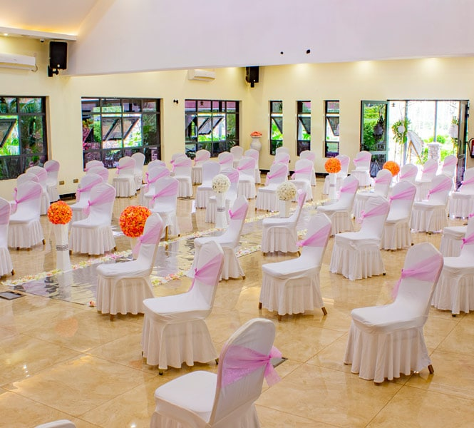 Indoor Space Seena Hall